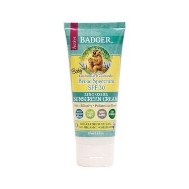 Badger - Badger SPF30 Bebek Güneş Kremi (87 ml)