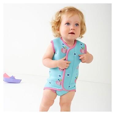 Splash About Baby Wrap Üşütmeyen Mayo Apple Daisy - Thumbnail