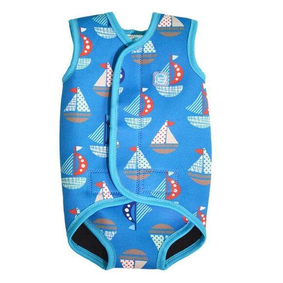 Splash About Baby Wrap Üşütmeyen Mayo Set Sail